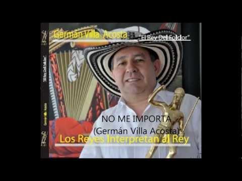 No Me Importa Julio Ospino Y Almes...