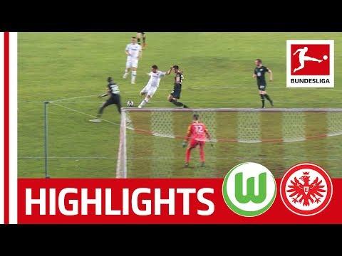 Luka Jovic Scores In 6-Goal Thriller in China | VfL Wolfsburg vs. Eintracht Frankfurt | Highlights