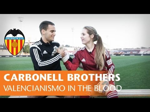 'Tropi' and his sister Carmen: Valencianismo in the blood