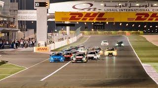 Relive Polestar Cyan Racings great FIA WTCC season finale in Qatar when