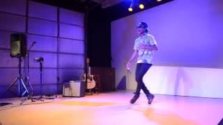 Aaron Doucette   Body Shots- Chris Brown   Live Performance