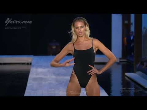 TJ Swim Fashion Show SS 2019 Miami Swim Week 2018 Paraiso Fashion Fair Fashion Palette