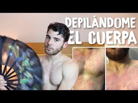 PROBANDO CREMA DEPILADORA | Paco Del Mazo