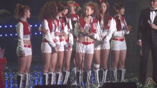 [Fancam] 100203 SNSD - All About SNSD@19th Seoul Music Award [Part 10 Of 11]