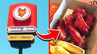 Top 10 Fast Food Restaurants WE WISH We Had In America