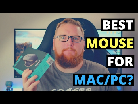 Best Mouse for Mac? - Review of the Logitech MX Master For Video Editing And Gaming
