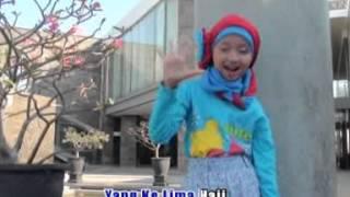 Cantik  Rukun Islam Official Music Video