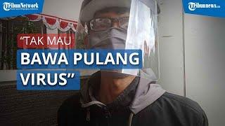 Kisah Driver Ojol Jalani Uji Klinis Vaksin Covid-19, Driver: Saya Tidak Mau Pulang Bawa Virus