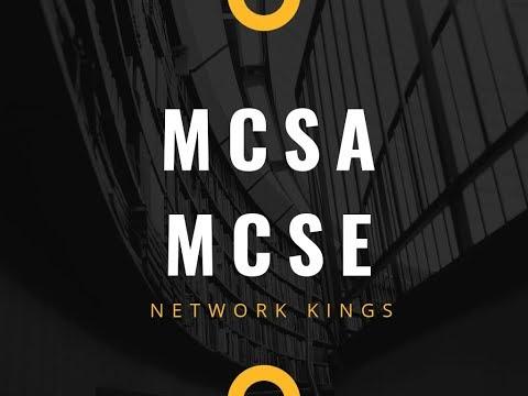 MCSA MCSE - Microsoft Certifications - YouTube