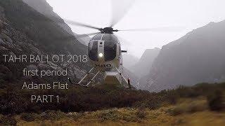 Josh James 2018 Tahr Ballot - First Period - Adams Flat - Part 1