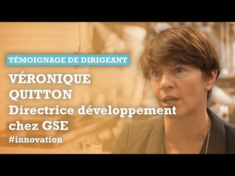 GSE – Interview de Véronique Quitton, directrice de développement
