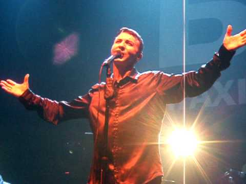 Marc Almond - the Storks - LIVE - 03.04.2010- Moscow, B1