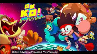 OK K.O.! Lets Play Heroes Remix Sountrack The Game Show.