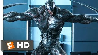 Venom (2018)   Riot Attacks Scene (710) | Movieclips