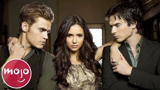 MsMojo : Top 10 Iconic TV Love Triangles