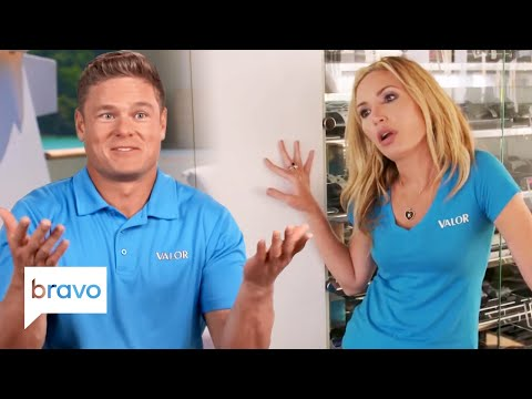Ashton Pienaar Tries To Explain His Kiss With Kate Chastain   Below Deck Highlights (S7 Ep7)