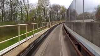 A Ride of the Future. Morgantown Personal Rapid Transit. Raw