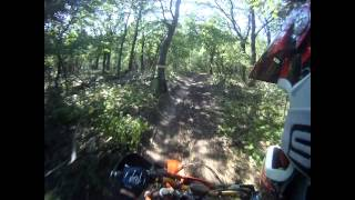 preview picture of video 'Tapolca Enduro 2012 // GoPro [HD]'