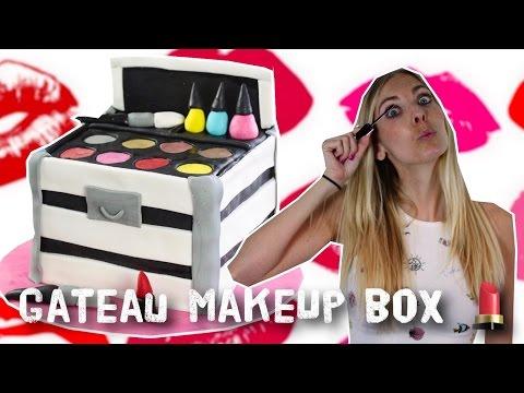 Le Gateau Parfait Makeup Box Ideal Pour Se Maquiller Et Manger