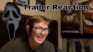 Scream 5 trailer reaction