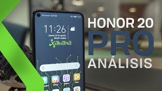 Honor 20 Pro, análisis: Un TODOTERRENO de GAMA ALTA