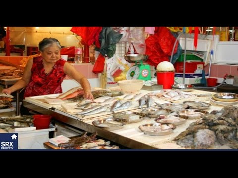 A must-see for all tourists: Singapore's wet market