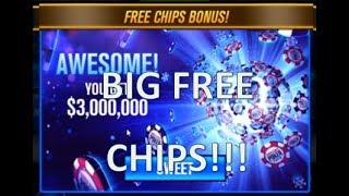 AGAIN - BIG FREE CHIPS!!!