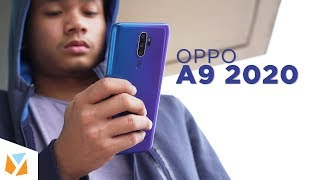 OPPO A9 (2020) Hands-On