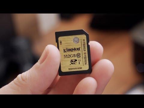 Wie groß können SD-Karten noch werden? - felixba