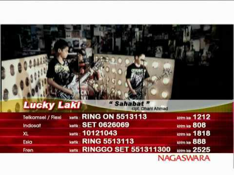 Lucky Laki - Sahabat (Official Video)