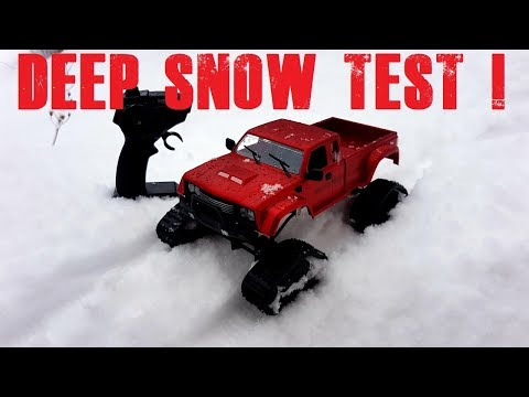 Fayee FY002 Unbox and some real snow testing !