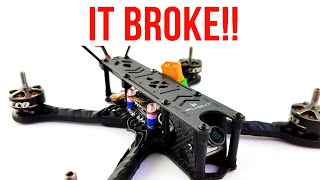 Budget FPV Drone Build Broke // Here is why