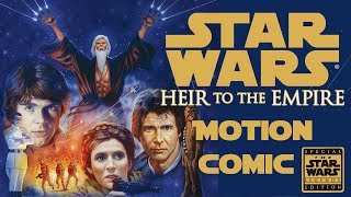 Heir to the Empire motion comic