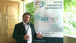 Prof. Stephen Foster at ACE Conference 2017 by GSTF Singapore