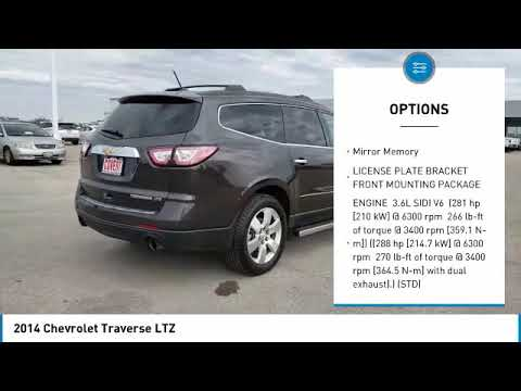 2014 Chevrolet Traverse Hutto TX C320352A
