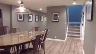 Finished Basement Walkthrough | Franklin, MI