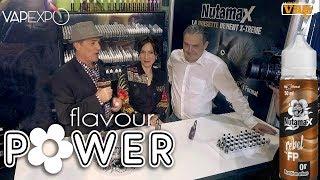 FLAVOUR POWER : le NUTAMAX