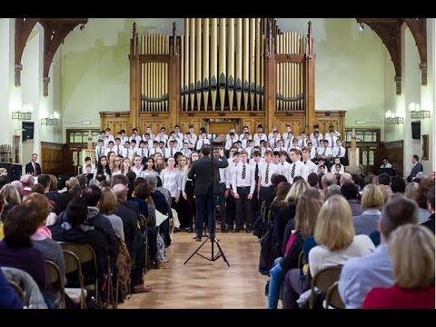 Joint Chamber Choir Perform at the Boys' Division Autumn Concert