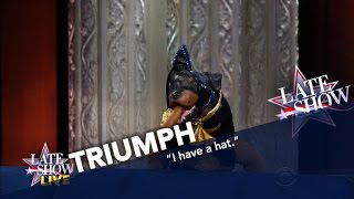 Triumph The Insult Comic Dog Explains Trump