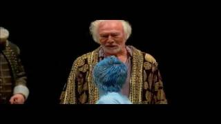 THE TEMPEST - Drown My Book - featuring Christopher Plummer (2010)