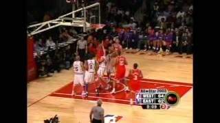 2003 NBA All-Star Game Best Plays
