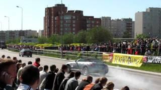 preview picture of video 'Speedest Dunlop Racing 2007 kiirendusvõisluts Lasnamäe kanalis 02.06.2007'