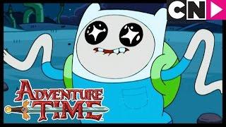 Время приключений | Пришелец из темносферы | Cartoon Network