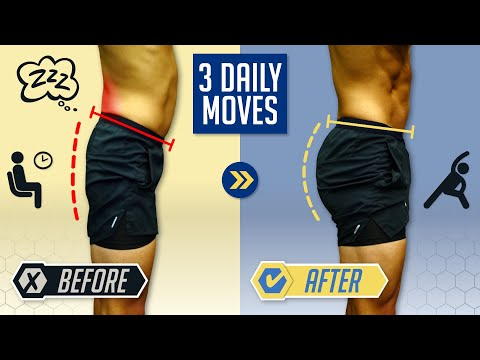 How To Awaken Your Glutes (DO THESE EVERYDAY!) ft. Dr. Stuart McGill