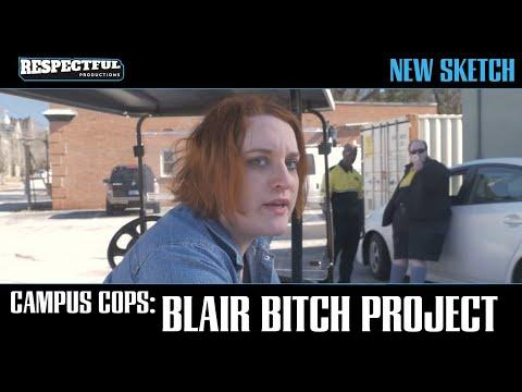 Campus Cops: Blair Bitch Project