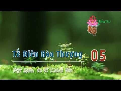 Tế Điên Hòa Thượng -5