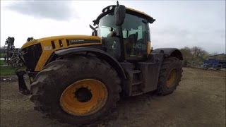 JCB Fastrac 4220 Walkround and Review