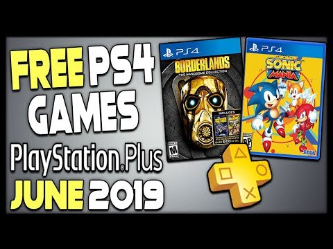 PS Plus June of 2019, here are the free games of the month