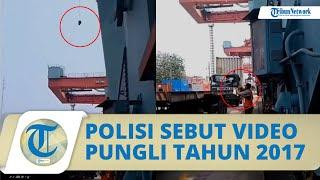 Viral Video Aksi Pungli di Pelabuhan Tanjung Priok Pakai Kantong Kresek, Polisi: Itu Video Lama