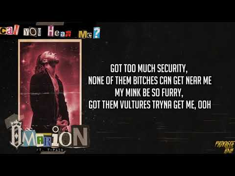 Omarion - Can You Hear Me? (Lyrics) ft. T-Pain